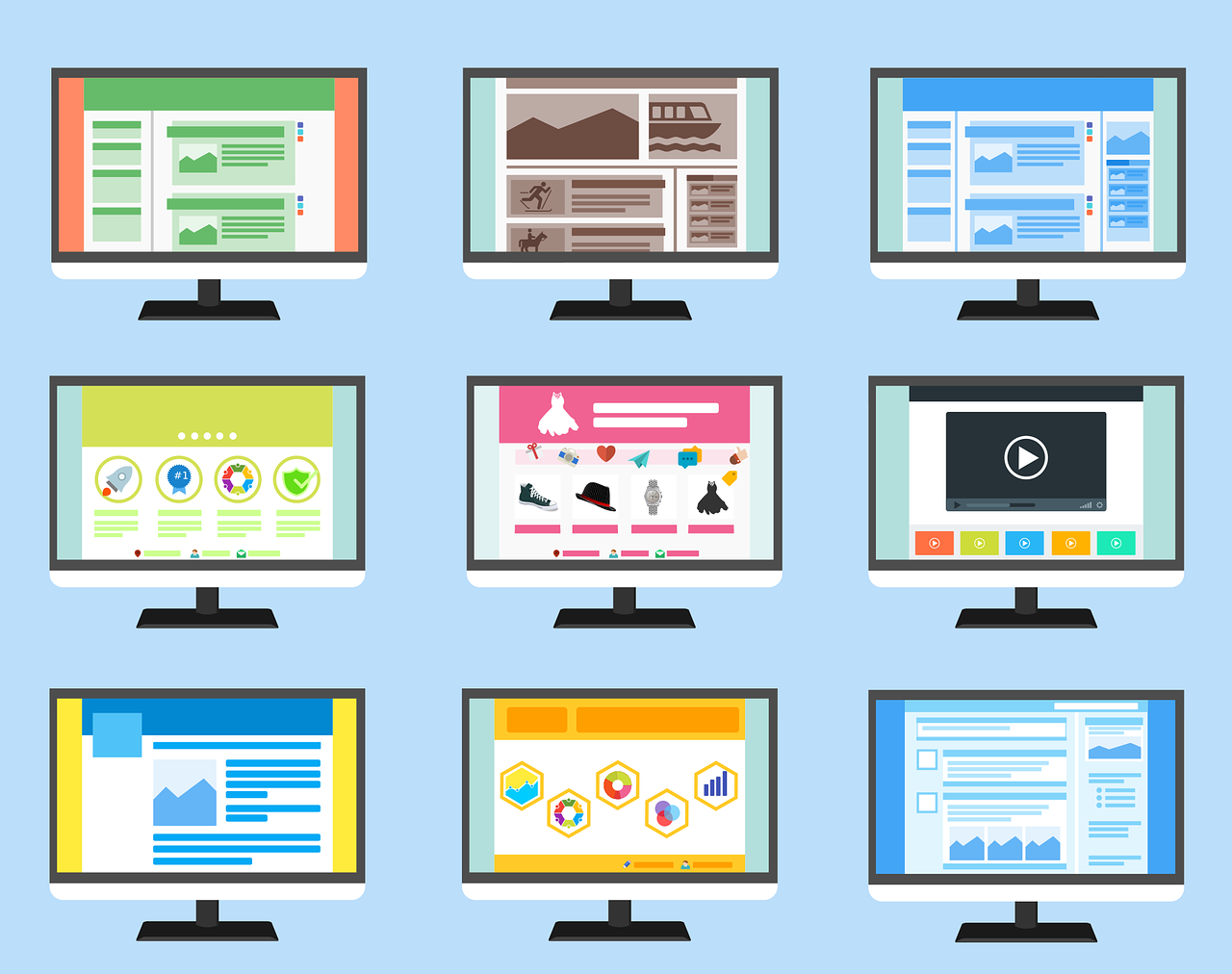 How to create a good landing page to increase your convertion rate
